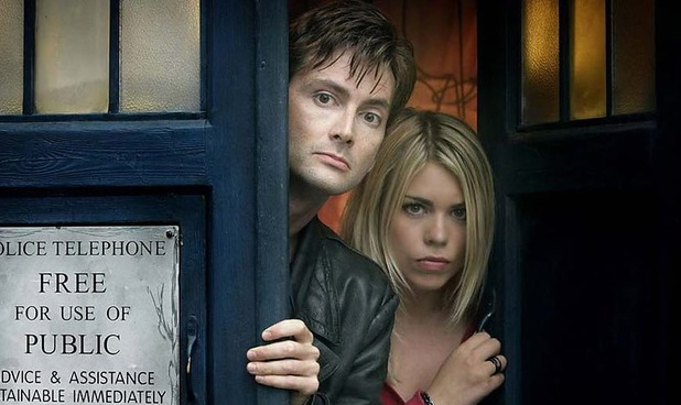 Doctor Who, 'The Christmas Invasion'
