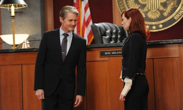Kyle MacLachan in The Good Wife