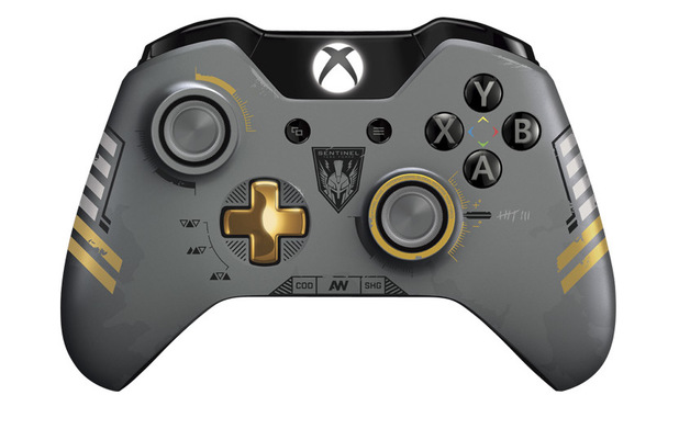 Call of Duty: Advanced Warfare Xbox One controller