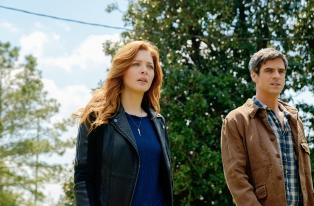 Rachelle Lefevre in 'Under the Dome' season 2