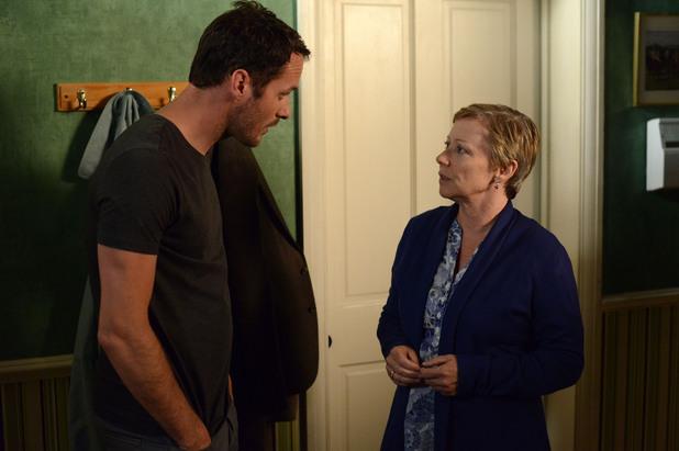 Carol tells Charlie she wants him to take a DNA test