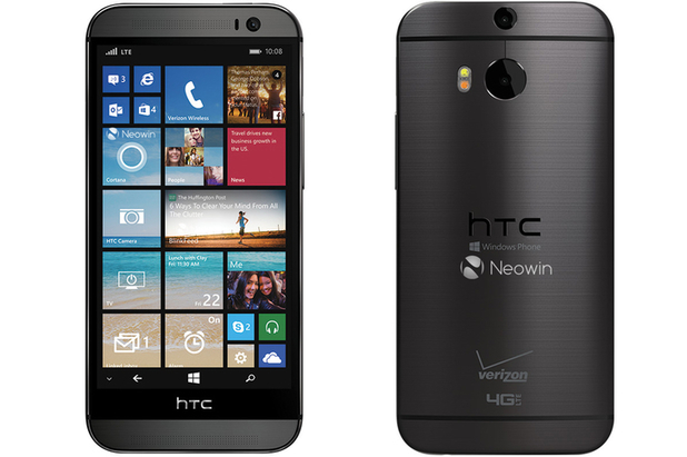 HTC One Windows Phone leak