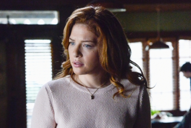 Rachelle Lefevre in 'Under the Dome' season 2