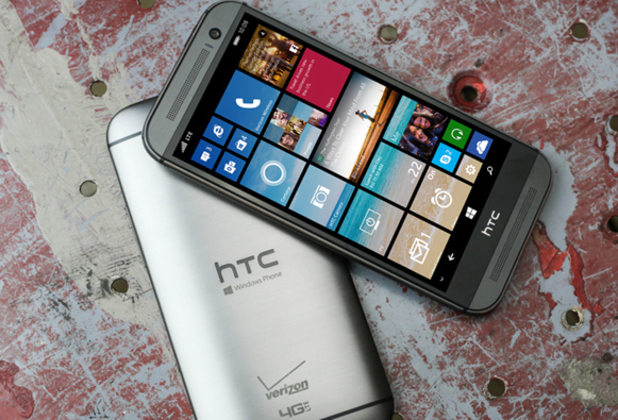 HTC One (M8) for Windows Phone