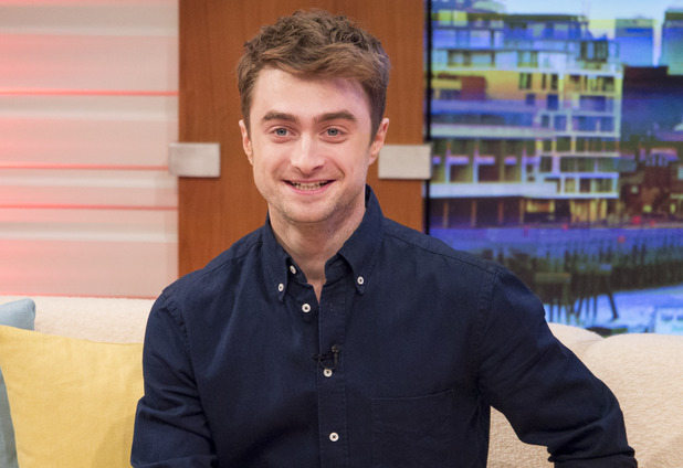 Daniel Radcliffe on Good Morning Britain