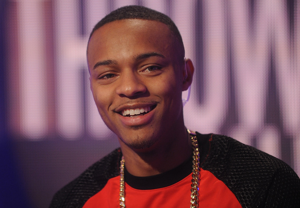 Bow Wow attends BET 106 and Park