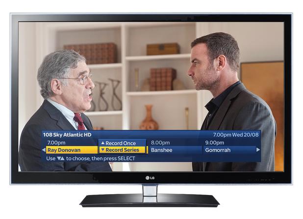 Sky EPG Smart Series Link