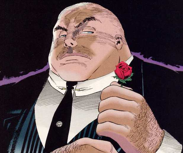 The Kingpin in Daredevil