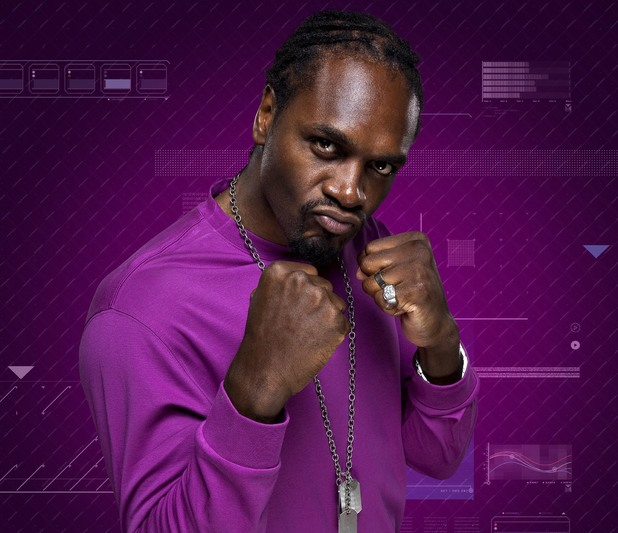 Audley Harrison on Celebrity Big Brother