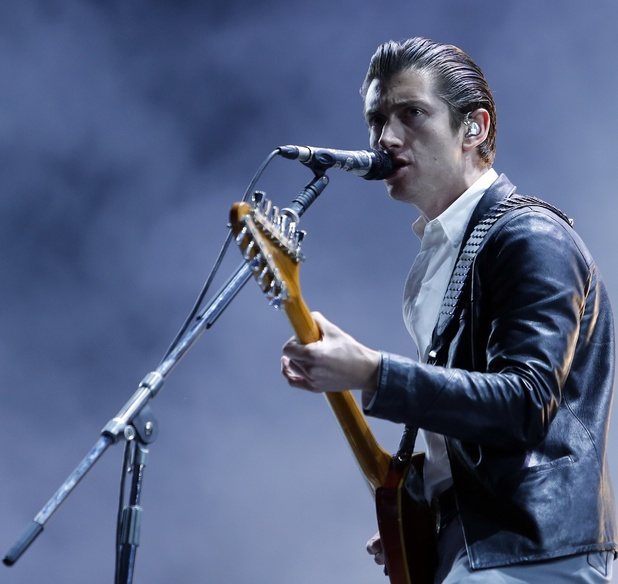 Arctic Monkeys deliver swaggering Reading Festival set