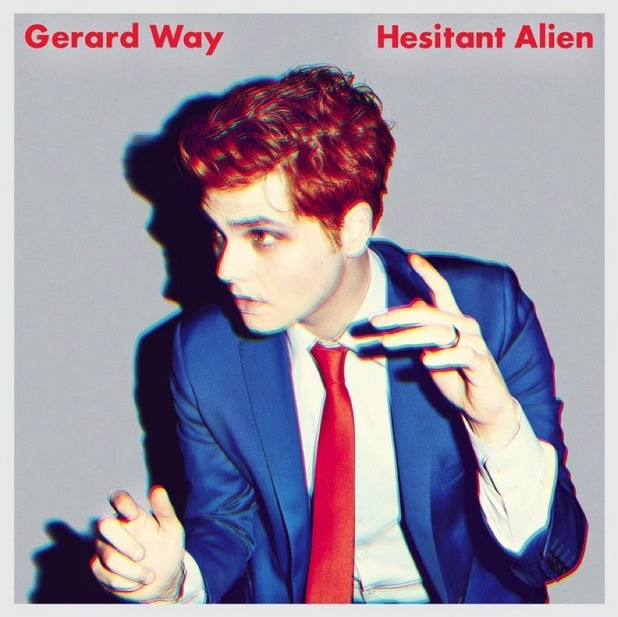 Hesitant Alien artwork