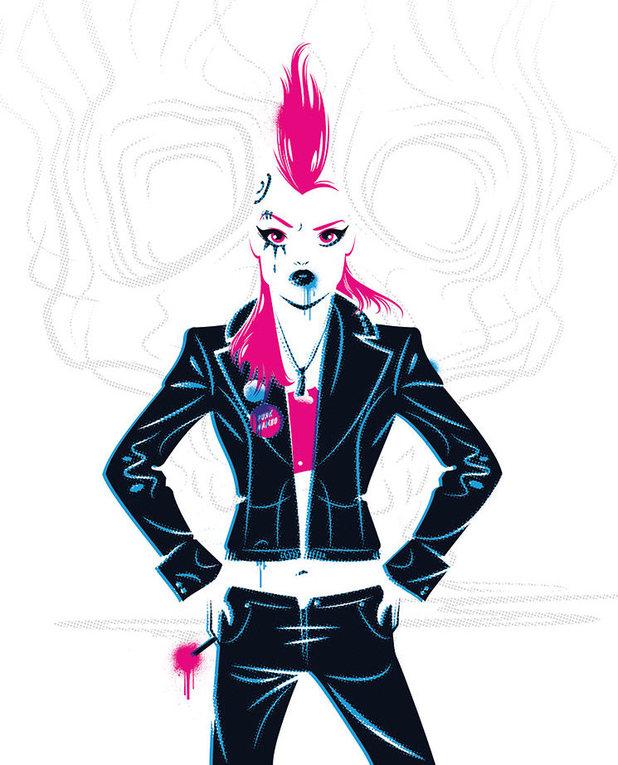 Punk Mambo #0