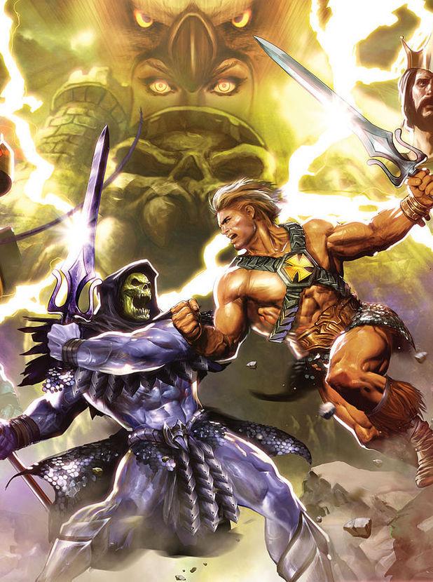 He-Man: The Eternia War