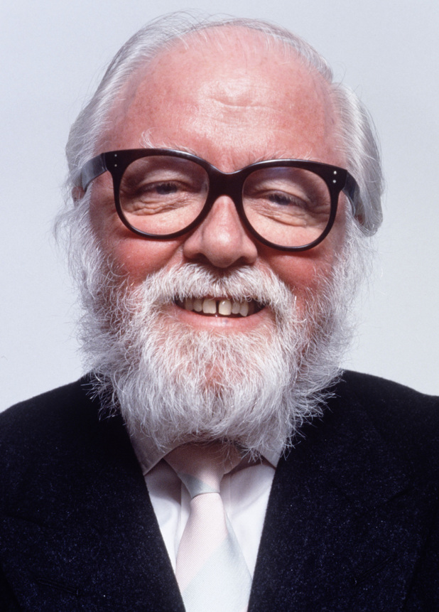 Richard Attenborough in 1994