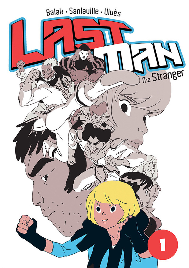 Last Man vol 1: The Stranger