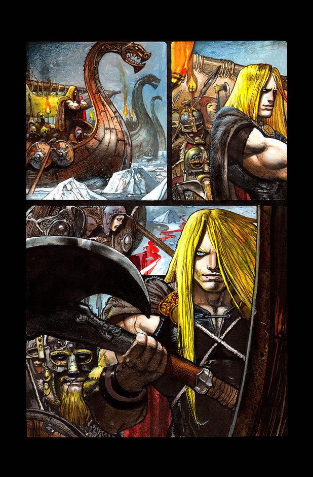 Thor: God of Thunder #25