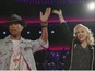 Pharrell and Gwen Stefani for Paddington duet