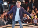 """Leslie Jordan pays tribute to Gary Busey's """"amazing brain"""" in the Diary Room."""