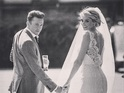 Danny Jones follows his bandmate's lead and sings his wedding speech.