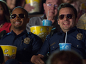 Jake Johnson, Damon Wayans Jr in Let's Be Cops