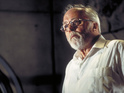 The late Richard Attenborough can be heard as John Hammond in the latest teaser.
