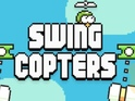 Swing Copters clones started to appear before the game was released.