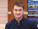 The Harry Potter actor says that he tries not to talk about his personal life.