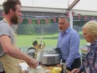 "Great British Bake Off's Paul Hollywood responds to #BinGate: ""Enough now"""