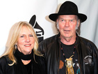 Neil Young and wife Pegi divorcing after 36 years together