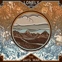 Lonely the Brave: The Day's War album artwork