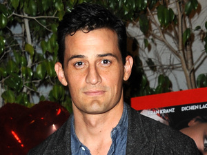 Enver Gjokaj arrives for the Premiere Of Gravitas Ventures' 'Lust For Love'
