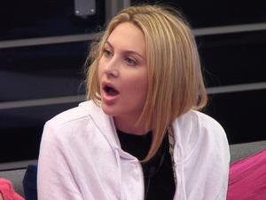 Celebrity Big Brother Day 13, Stephanie
