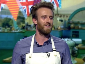 The Great British Bake Off's Iain Watters on Newsnight