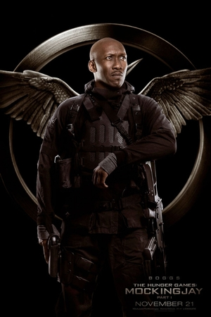 The Hunger Games: Mockingjay Part 1 Boggs poster