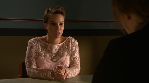 Nancy makes a statement against Finn