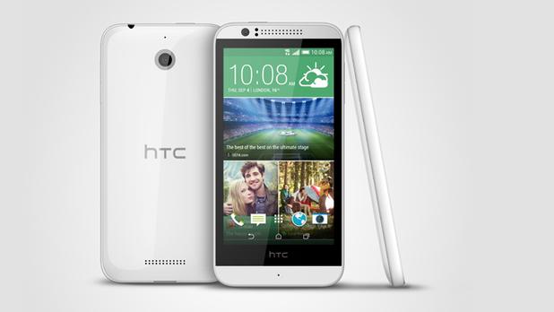 HTC's Desire 510 budget 4G handset