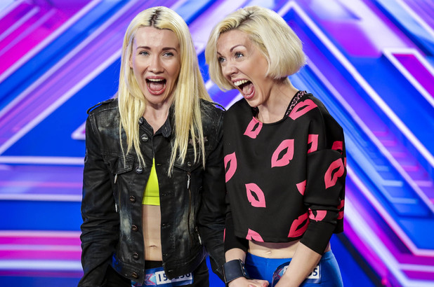 X Factor Auditions Week 1 Episode 1: Blonde Electric