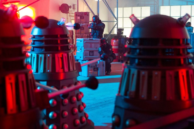 Doctor Who series 8, episode 2: 'Into the Dalek'