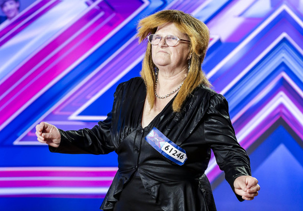 X Factor Auditions Week 1 Episode 1: Carol Trevarthan
