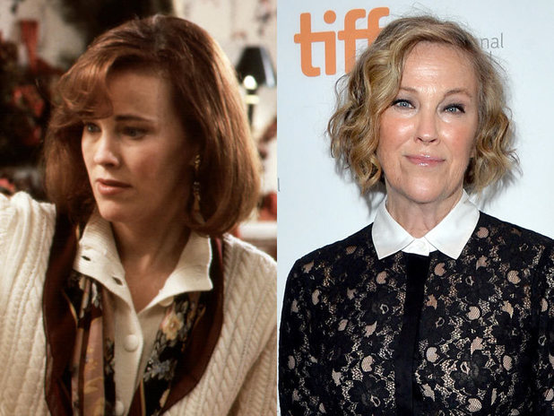 The cast of Home Alone then and now: Catherine O'Hara