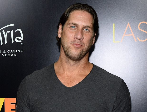 John Rocker arrives at the after party for a screening of CBS Films' Last Vegas