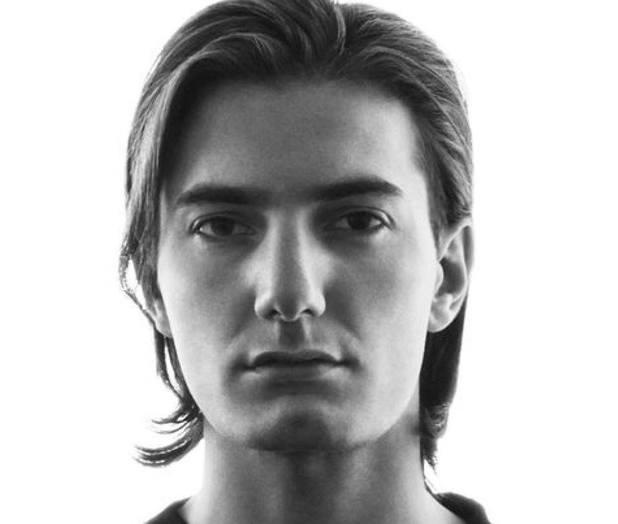 Alesso press shot.