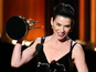 Julianna Margulies wins Emmy lead actress