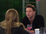 Celebrity Big Brother Day 13, Ricci and Lauren