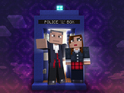 The first pack features six Doctors and their companions to use as avatars.