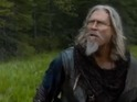 Jeff Bridges trains Ben Barnes to be a great warrior in upcoming movie.