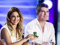 The X Factor boss bemoans the scheduling of both reality competitions.