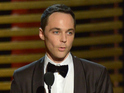 The Sheldon Cooper actor picks up Outstanding Lead Actor in a Comedy Series.