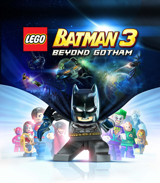 LEGO Batman 3: Beyond Gotham key art