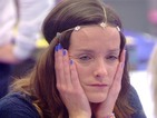 Celebrity Big Brother: Homesick Edele cries, comforted by Gary